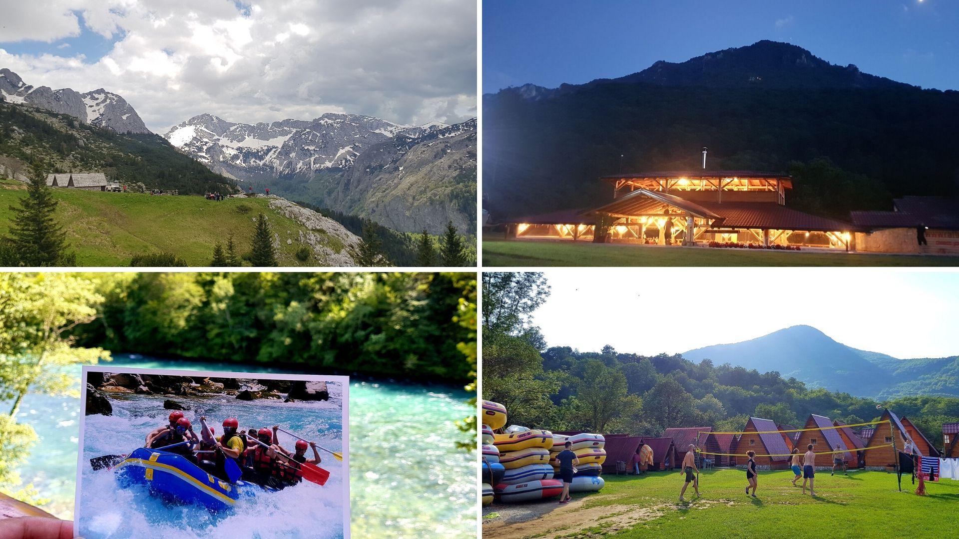 Рафтинг и преход в Босна, приключение и свежи емоции