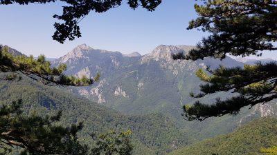 Маглич планина, Босна