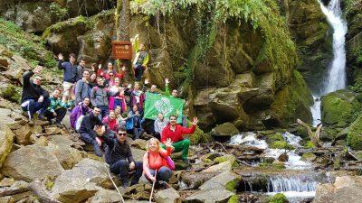 Лешнишки водопад, Беласица планина