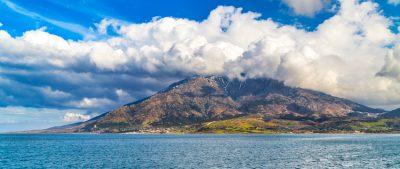 Остров Самотраки, Гърция - приключение на море с яхта