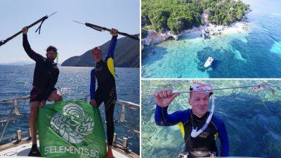 Гърция, море, острови, приключение безкрай