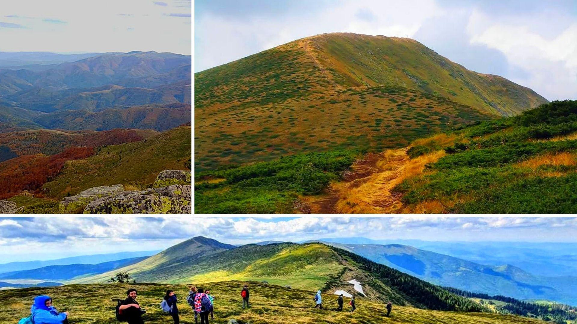 Връх Ком, Стара планина