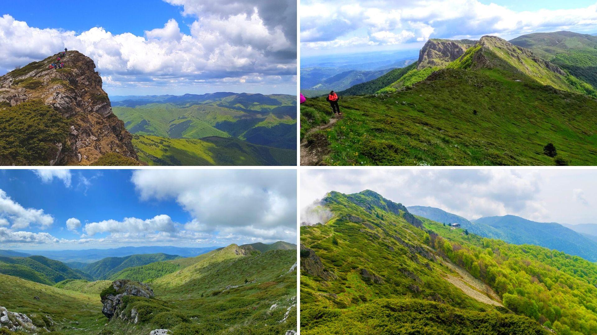 Панорами от Централен Балкан - Сърцето на България