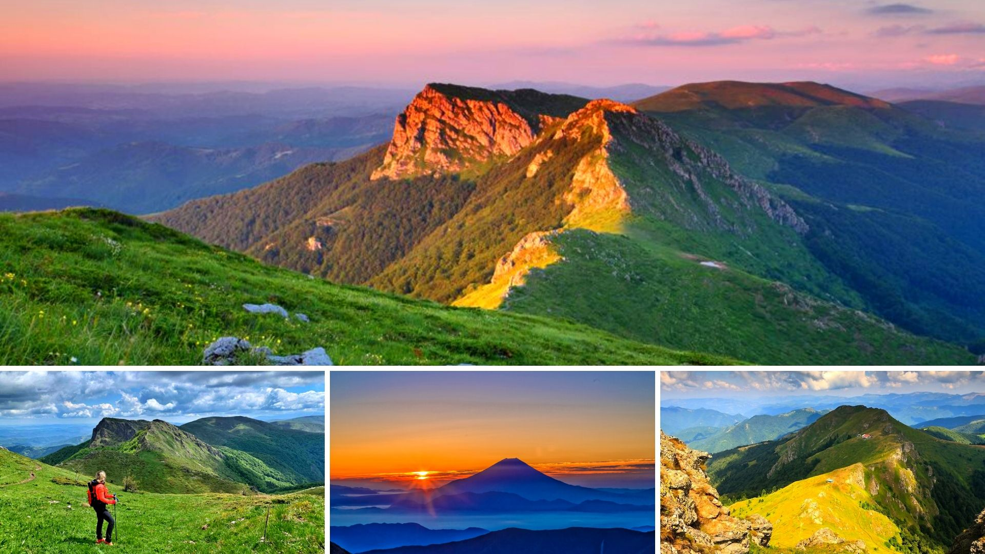 Изгрев в Балкана, Стара планина