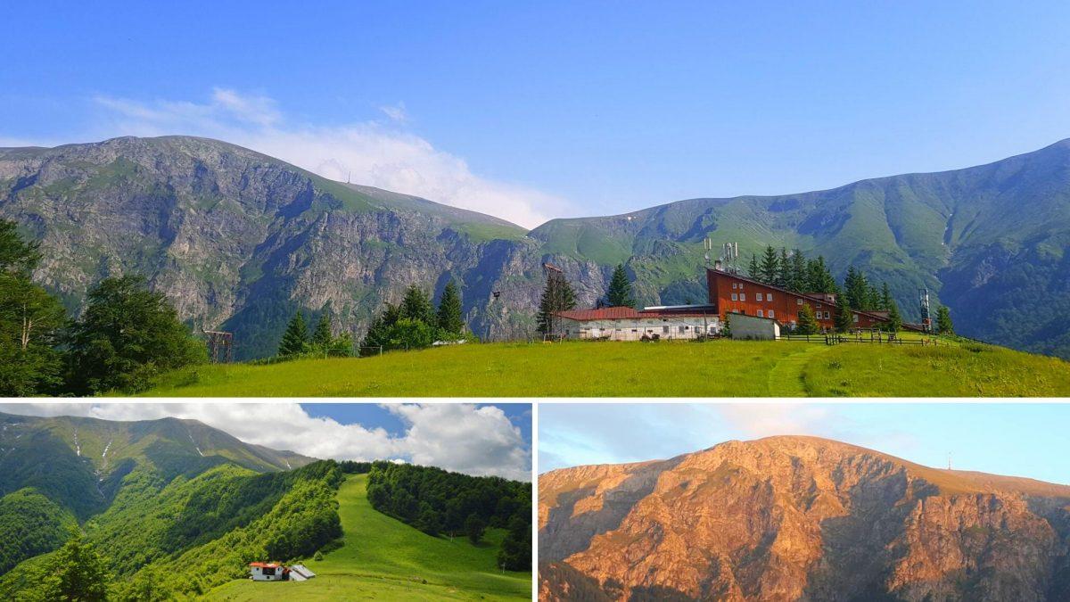 Преход до връх Ботев, Стара планина