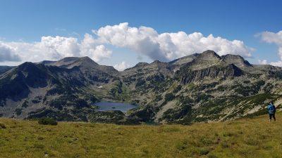 Гледки из Пирин планина и Попово езеро