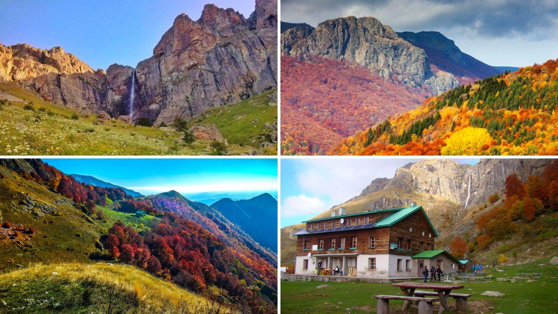 РАЙското пръскало, връх Ботев и красотата на Балкана