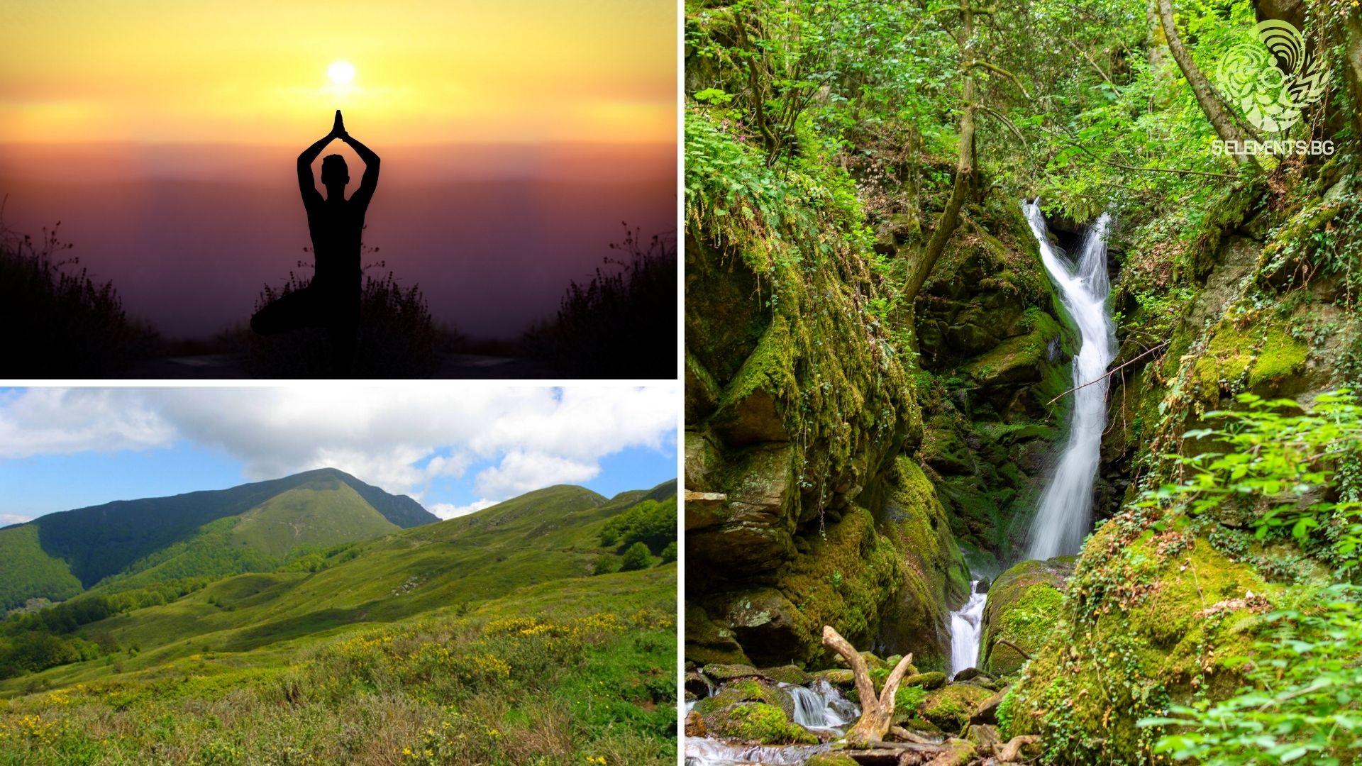 Йога и отдих в Белакица планина