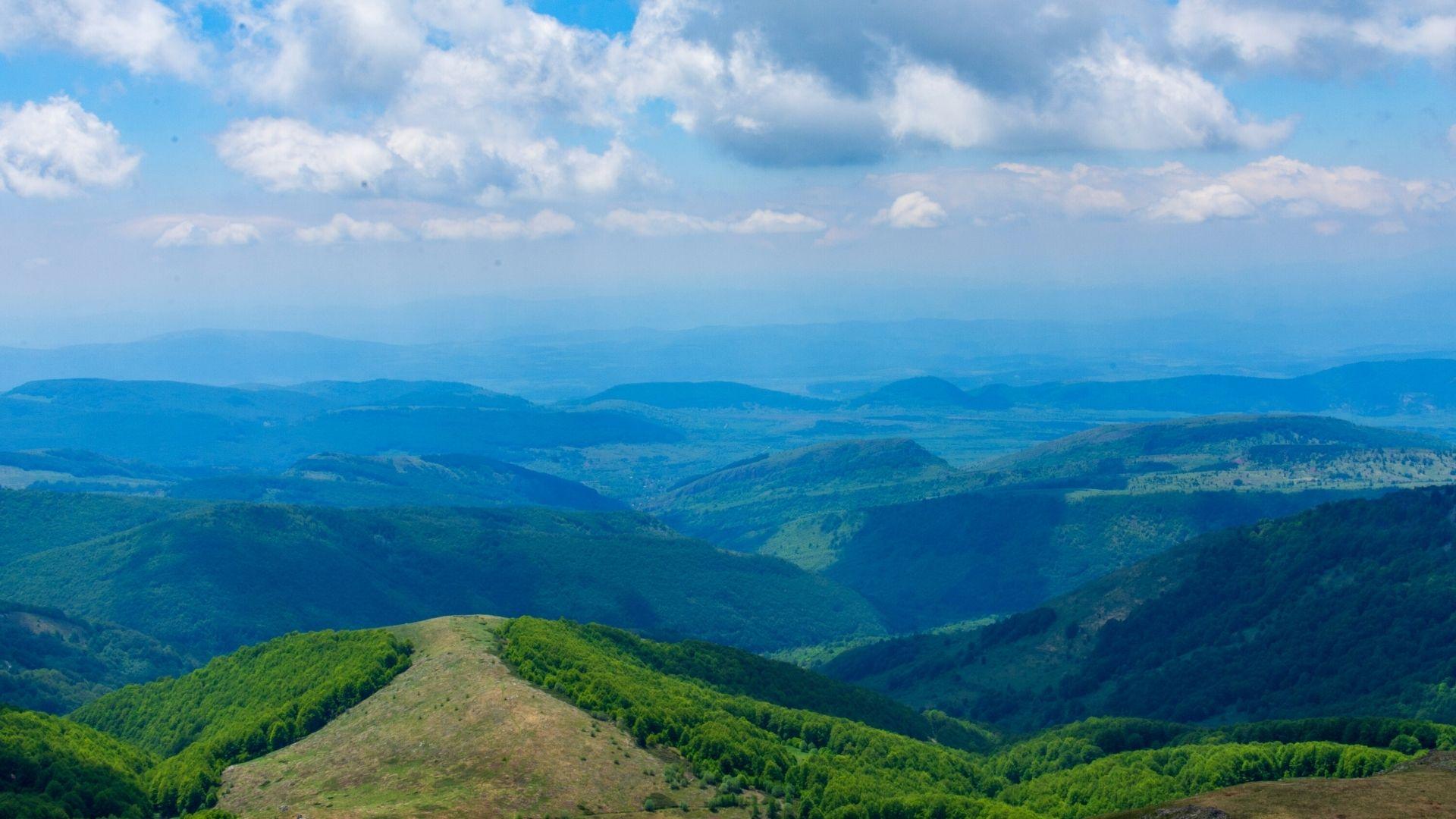 Връх Ком, Стара планина, планниски преход за начинаещи2