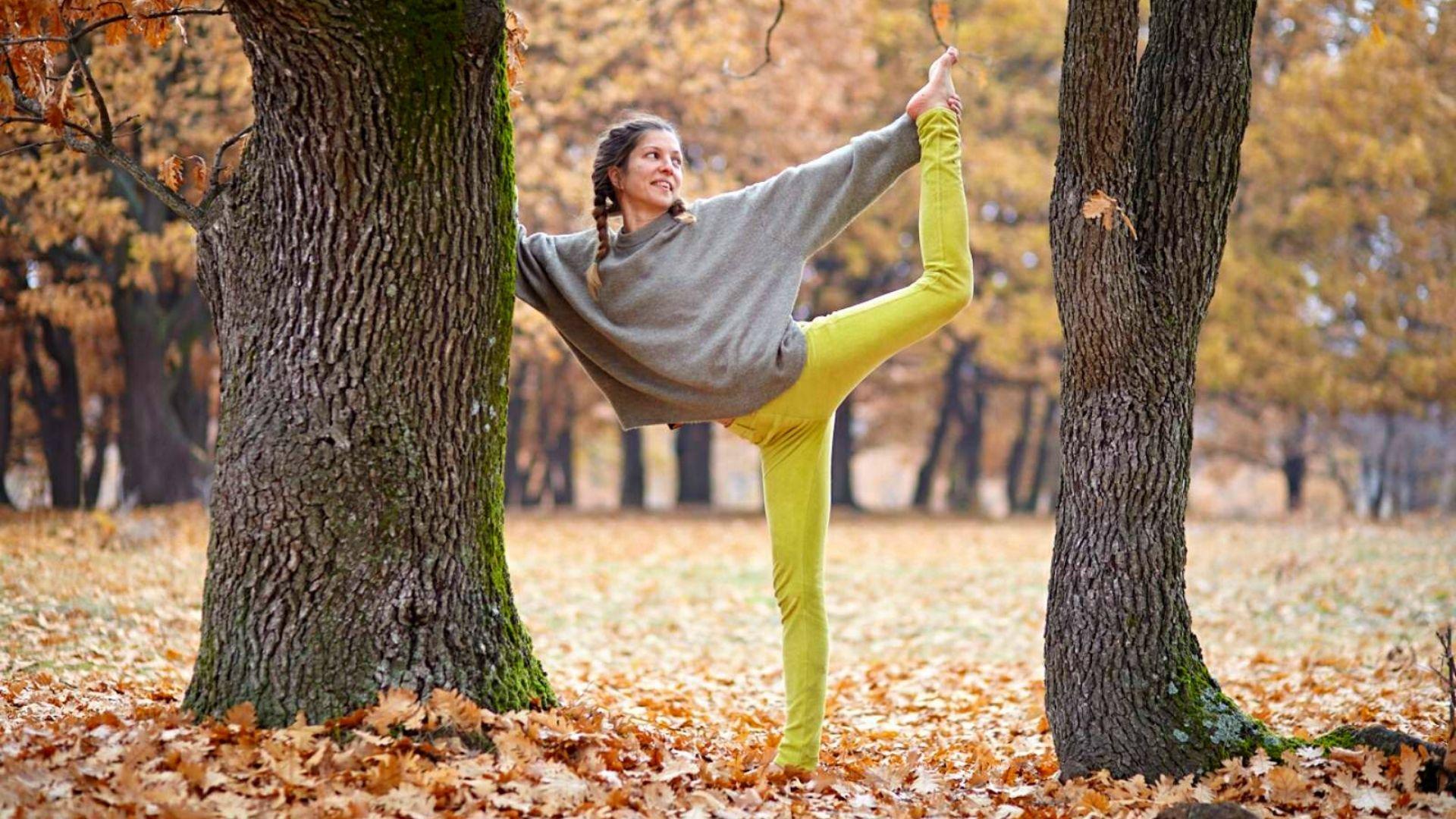 Ани - йога и арт инструктор